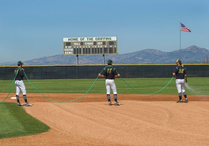 Grossmont College Baseball Field 110