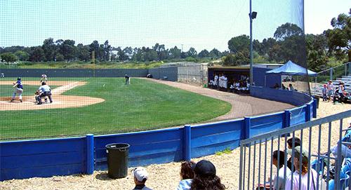 Grossmont College Baseball Field 96